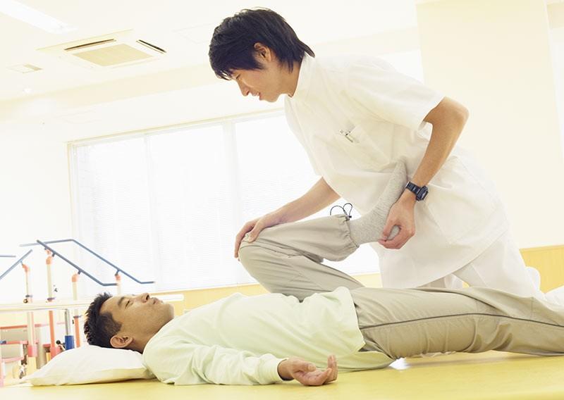 腰痛体操で知る体の弱点