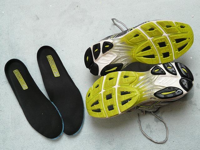 靴に注意する