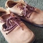 ビルケンシュトックの靴
