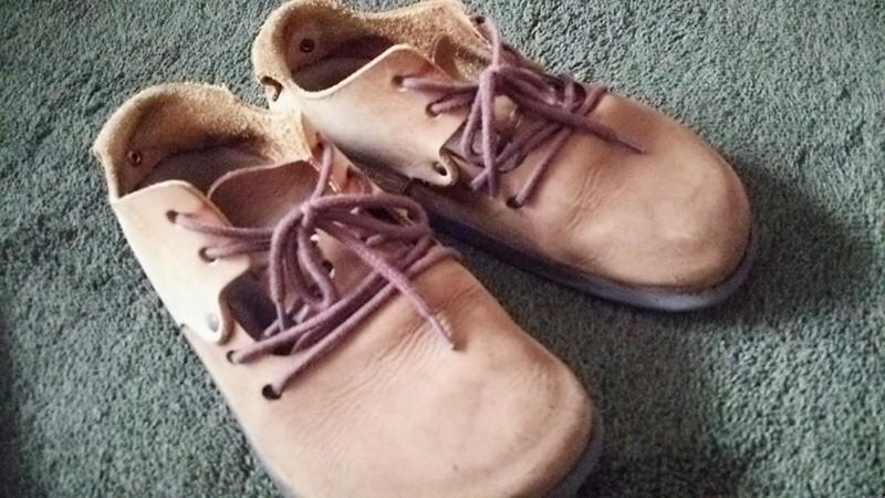坐骨神経痛のときの靴